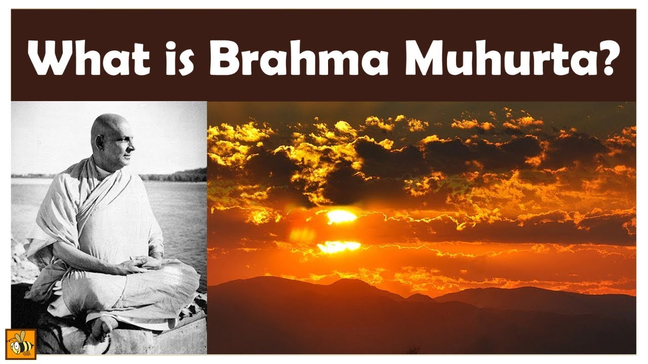 What is Brahma Muhurta? Why is it the Best Time to Meditate?