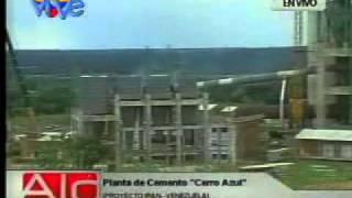 Planta de cemento cerro azul será inaugurada en Junio