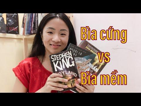 sách BÌA CỨNG vs BÌA MỀM 📘 nói chuyện sách #2