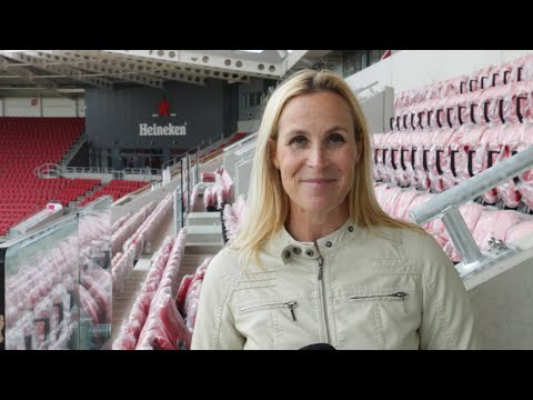 A First Look At The VIP Hospitality Club Seats At Ashton Gate