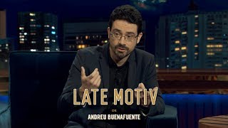 LATE MOTIV - Carlo Padial. '¿Por qué? pero sobre todo, ¿dónde?' | #LateMotiv330