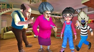 Scary Teacher 3D - New Update New Levels New Chapter Gameplay ( ios,android )