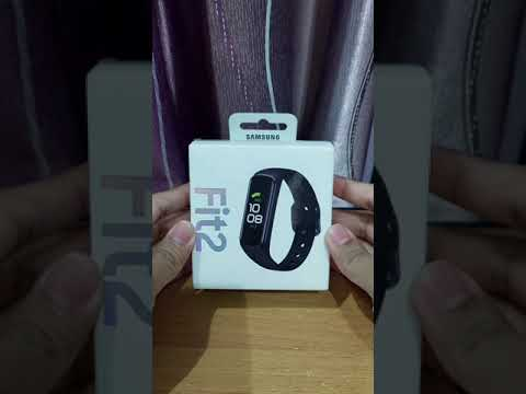 Download Unboxing SAMSUNG Galaxy Fit 2 #shorts