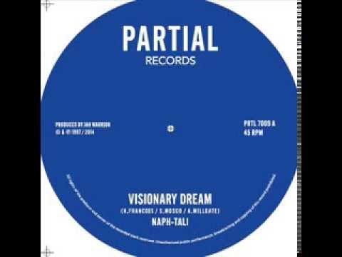 Naph-Tali / Jah Warrior - Visionary Dream - Partial Records 7