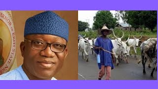 REVEALED: HERDSMEN GOING THROUGH SERIOUS TRAINING IN EKITI