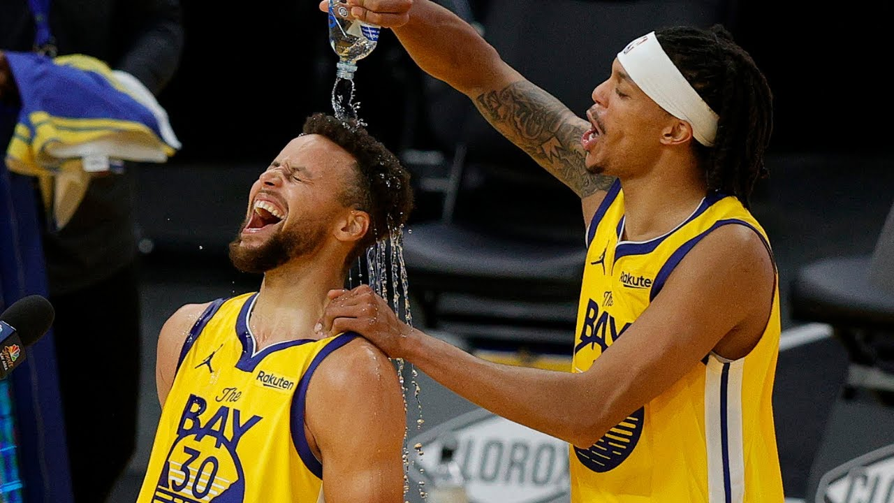 Warriors' Steph Curry erupts for career-high 62 points in win over ...