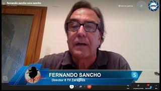 Fernando Sancho: Ver a Sánchez en NY y ver la situación de las comunidades autónomas es muy triste
