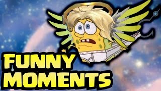 Overwatch Funny Moments - 15