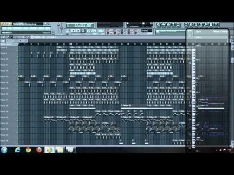 FL Studio Tribal Dubstep (Chill)