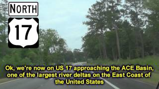 US 17 North Beaufort County, SC