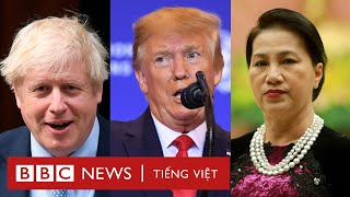Quốc hội và quyền lực nghị viện – cái nhìn từ Anh qua Mỹ tới Việt Nam - BBC News Tiếng Việt