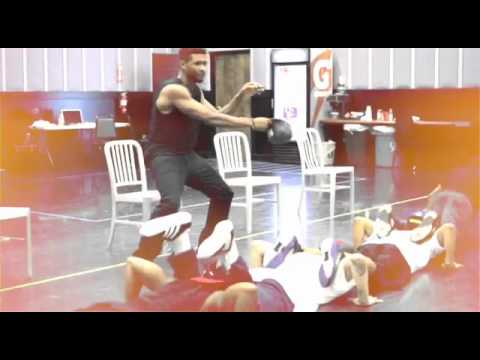 Usher EUPHORIA TOUR Dance Moves mp3