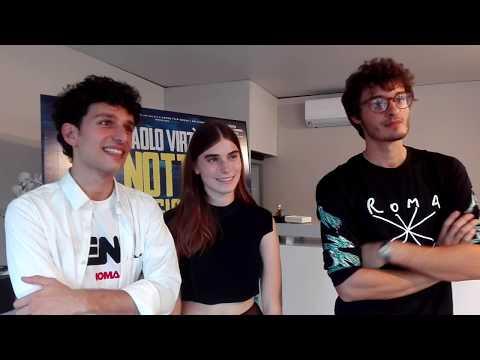 Notti magiche: intervista a Irene Vetere, Mauro Lamantia e Giovanni Toscano