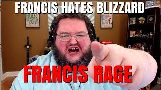 FRANCIS RAGES AT BLIZZARD! NOSTRALRIUS SHUT DOWN!