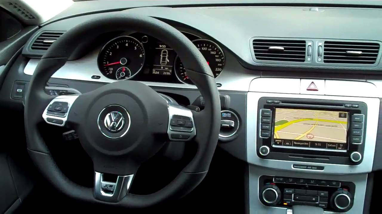 volkswagen passat cc r line youtube. Black Bedroom Furniture Sets. Home Design Ideas