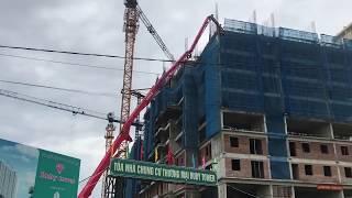 Tiến độ thi công Chung Cư Ruby Tower Thanh Hóa (19-11-2019)