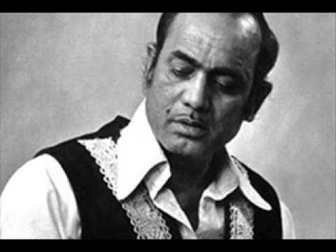 Mehdi Hassan Live.....Nadya Kinare Mora (Private Mehfil)