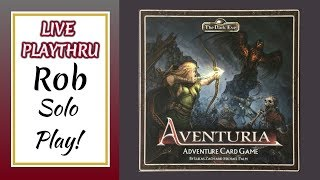 Rob Learns and Plays The Dark Eye: Aventuria - Live!