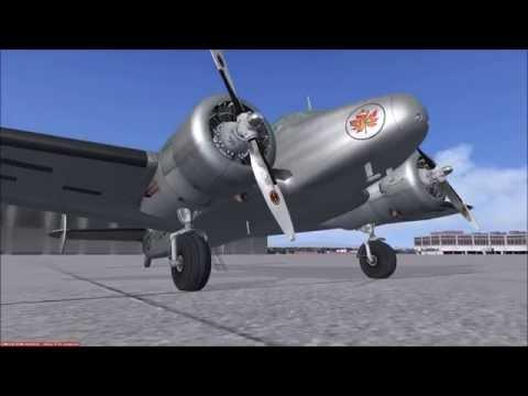 Lockheed Electra 10A by Aeroplane Heaven ( FSX )