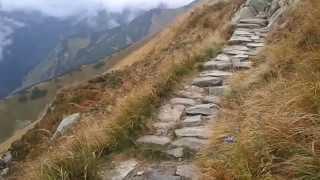 Tatry. 10 najpiękniejszych szlaków. Grań nad Doliną Bystrej