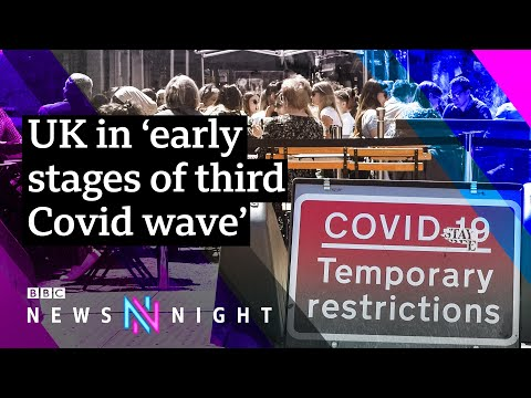 What impact could rising cases have on the ending of Covid restrictions?- BBC Newsnight