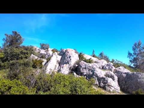 Vacation Travel Guide, France's Most Beautiful Villages, Les Baux-de-Provence, v France