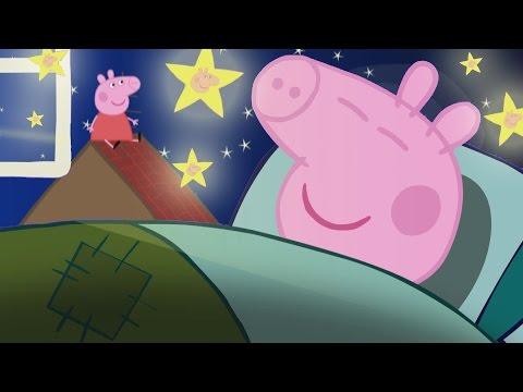 Peppa Pig Twinkle Twinkle Little Star | Peppa Pig nursery Rhymes