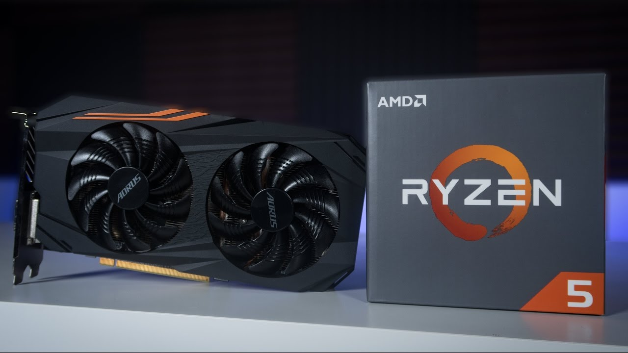 Radeon RX 570 Ryzen 5 1400 - GTA 5 BF1 ARK CSGO Overwatch Fallout 4  Battlegrounds