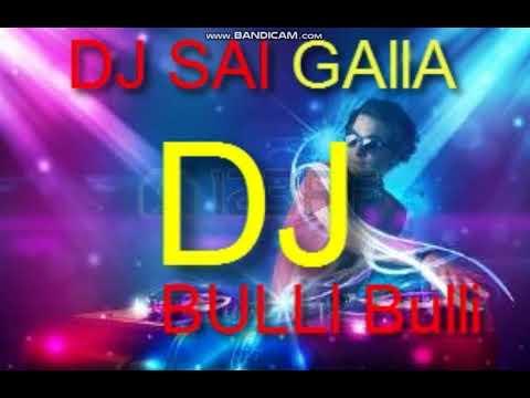 Bulli BulliUday Kiran's Sri Ram movie Song ROADSHOWMIX BY DJ SAIGALLA