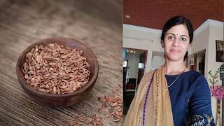 Flax seeds benefits in tamil || Hair growth || Fast weight loss || Cures irregular periods