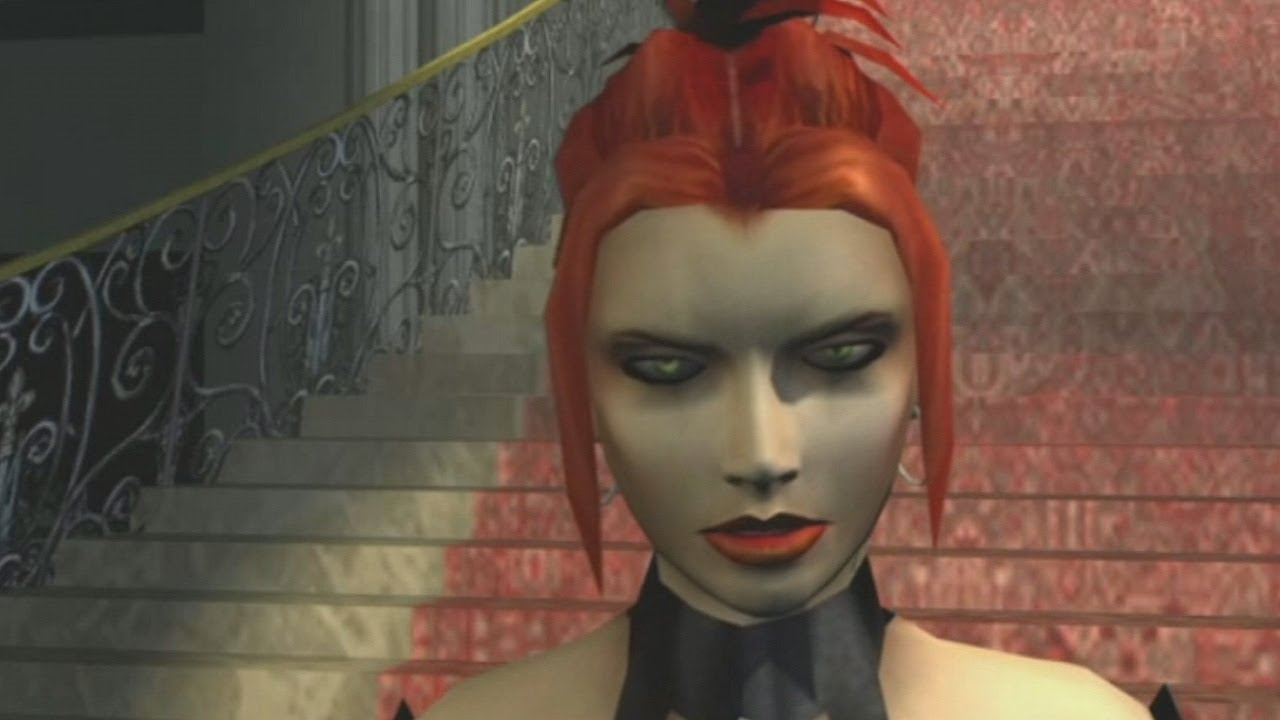 Bloodrayne 2 Walkthrough Part 1 Mansion Entry Youtube