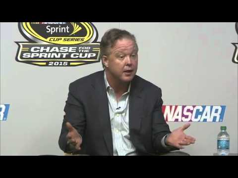 Brian France Homestead Miami State of the Sport Press Conference