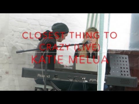 Closest Thing To Crazy - Katie Melua | Live Vocal & Piano Cover