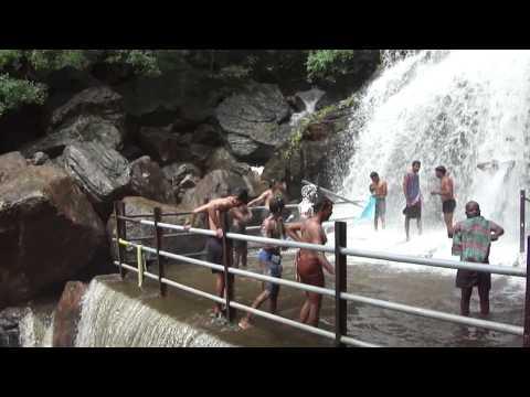 Suruli falls, Theni, Tamil Nadu