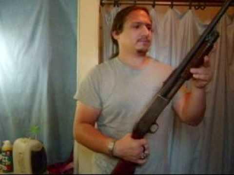 ithaca model 37 shotgun review (deer slayer)