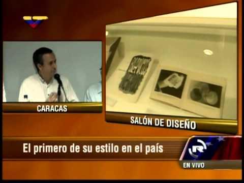 Ministro Fidel Barbarito inaugura Salón de Diseño Industrial 2013