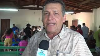 Alto Santo secretário Deodato Diógenes aponta a importância do programa fomento mulher no Ipanema