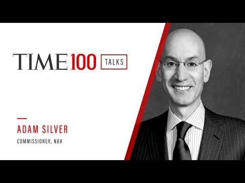Adam Silver   TIME100 Talks