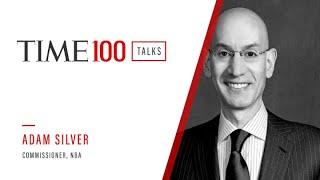 Adam Silver | TIME100 Talks