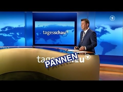 Tagesschau - PANNEN - XXL Compilation (20 min.) | Best-of | HD