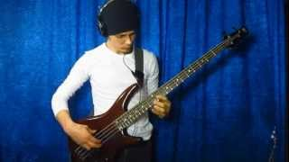 David Keif - Grooves for Electric BASS - Groove #2