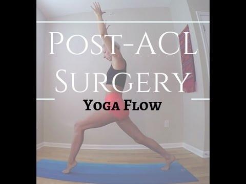 postacl surgery yoga flow l nina elise yoga  youtube