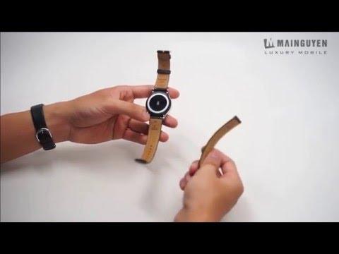 Danh Gia Samsung Gear S2 - Fpt Shop - đánh Giá Nhanh Samsung Gear S2