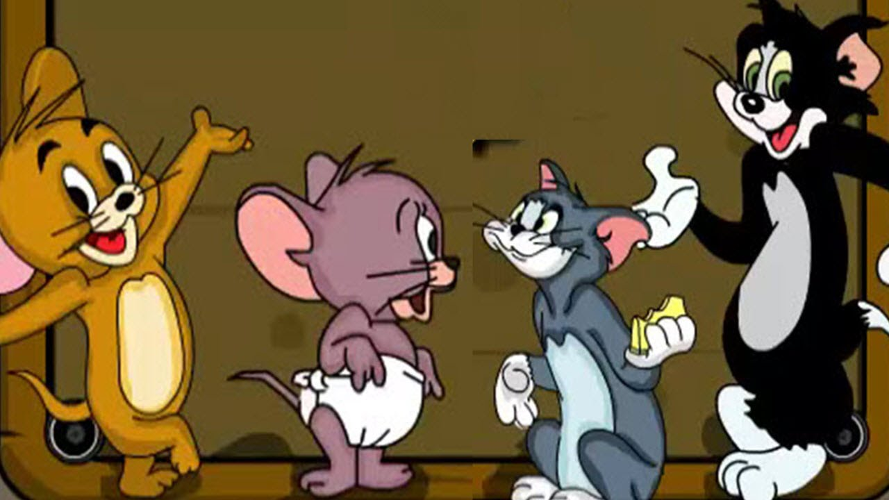 Tom And Jerry Vintage Car Tom And Jerry Cartoon Games For Kids Full Episode Hd