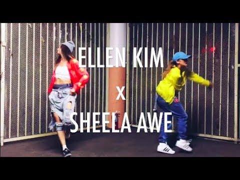 Ellen Kim Choreographer Ric Flair Drip ...