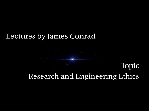 Embedded Systems:  Research and Engineering Ethics