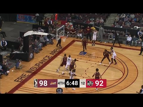 Ante Zizic (21 points) Highlights vs. Erie BayHawks