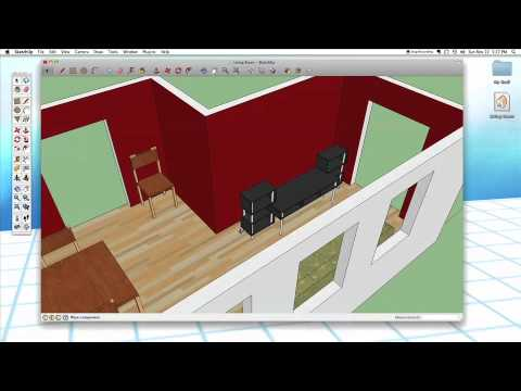 Sketchup #19: The 3D Warehouse