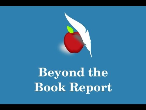 BEYOND THE BOOK REPORT | Analytical Grammar