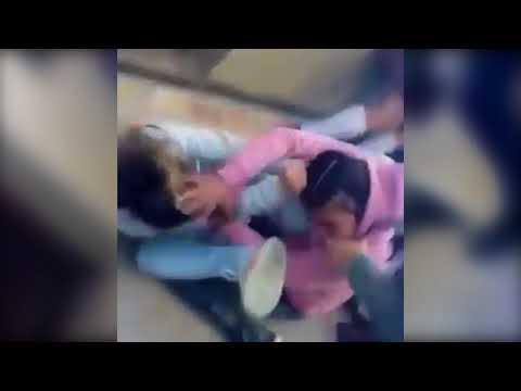 San Pedro: tremenda pelea en una escuela se viralizó